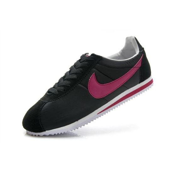 brand new adc37 94ff2 Women Nike Cortez Oxford Cloth Snake New Black Rose, Nike Cortez Women, Nike  Cortez Shoes